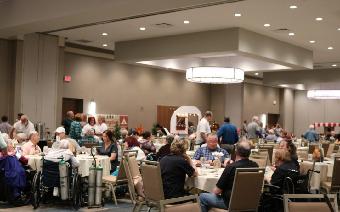 Don't Stop Dreamin' hosted Quality Life Services' 2019 Spring Cook Off at the Double Tree by Hilton in Cranberry.